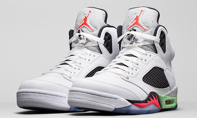 Air Jordan 5 'Pro Stars' – Official Images
