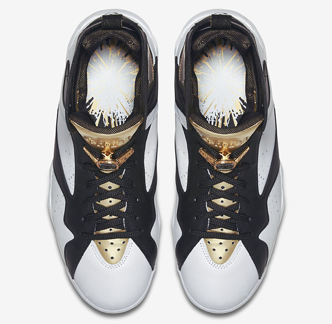 Air Jordan 7 Champagne Official