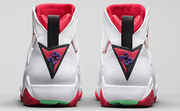 Air Jordan 7 Hare Official Images