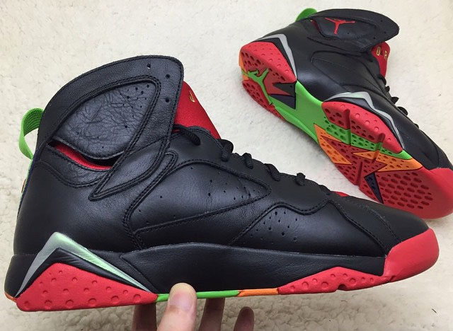 2bce171f0b0 ... Air Jordan 7 Marvin the Martian . ...