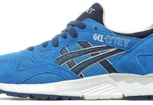 Asics Gel Lyte V Blue Navy