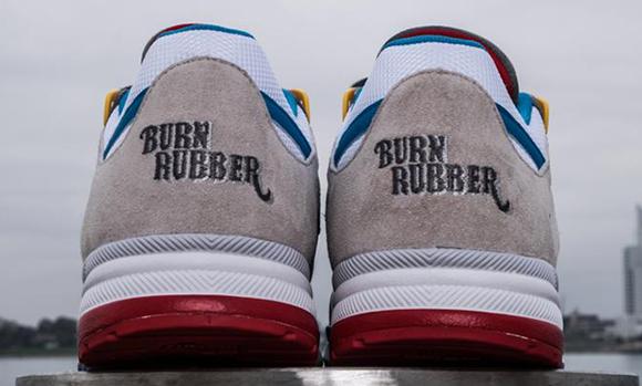 Burn Rubber Reebok Ventilator