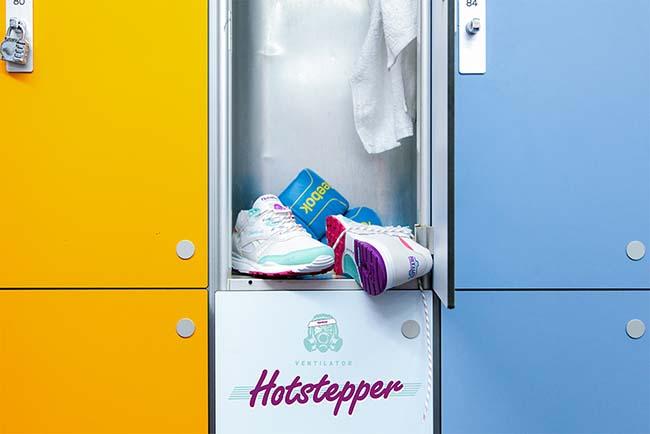 Footpatrol Reebok Ventilator Hotstepper