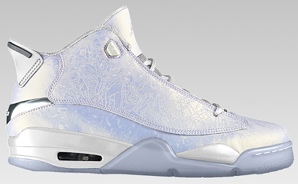 70147de3148 Jordan Dub Zero Hits Nike iD