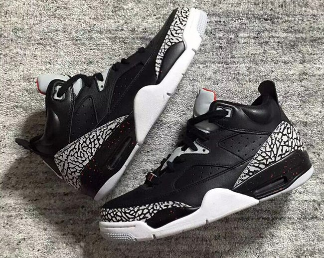Jordan Son of Mars Low Black Cement Detailed Look