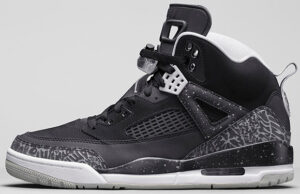Jordan Spizike Cool Grey Official Images