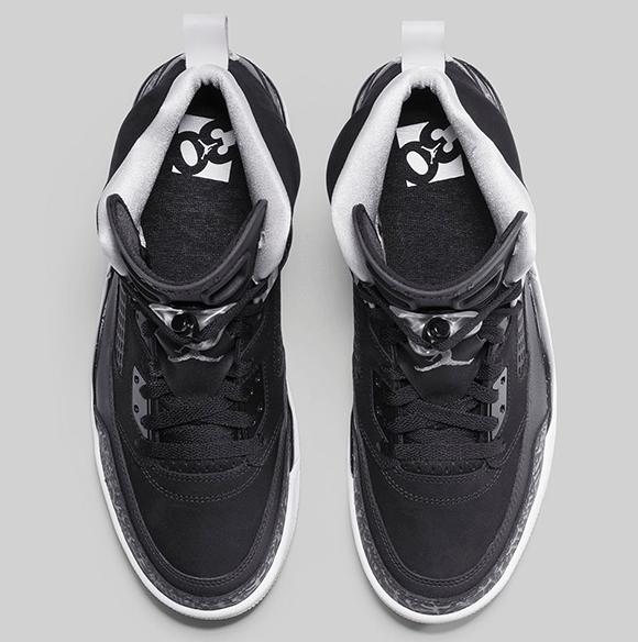 Jordan Spizike Cool Grey Official Images