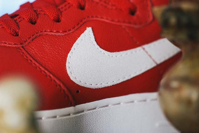 Nike Air Force 1 High Naike Gym Red