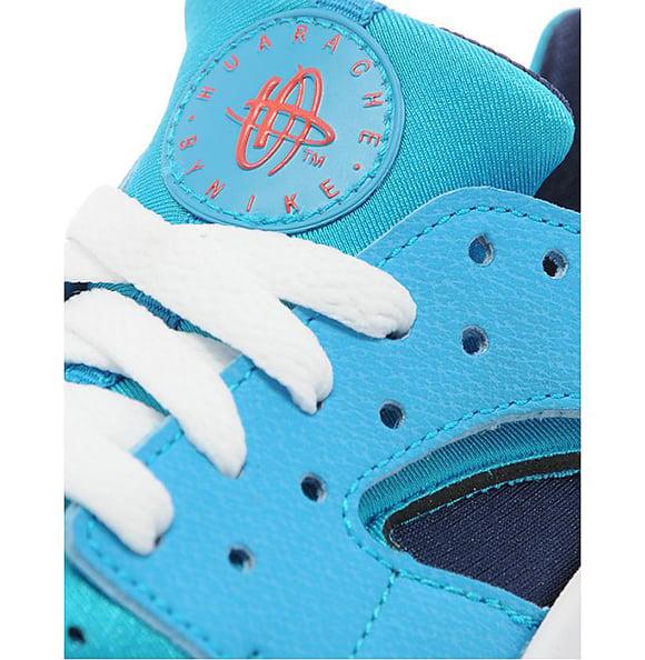 Nike Air Huarache Junior Blue Lagoon