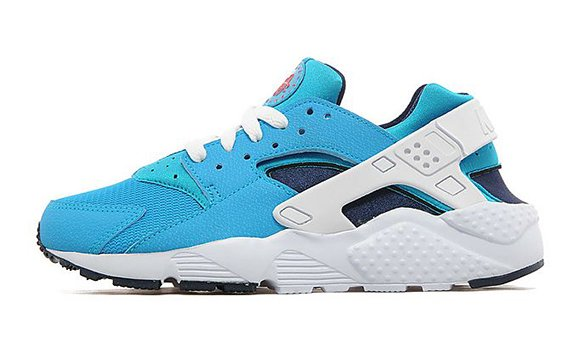 Nike Air Huarache Junior Blue Lagoon