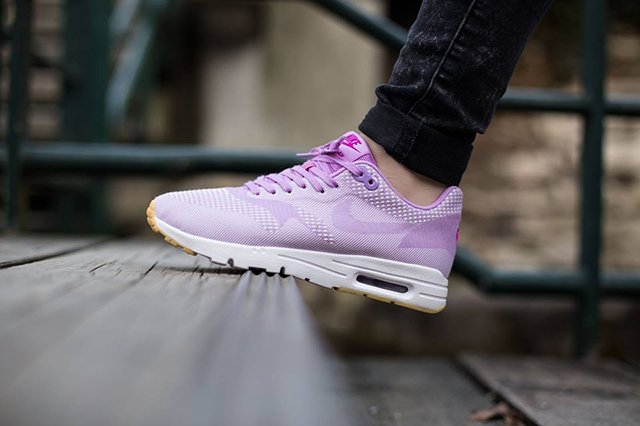 well known best selling sale retailer Nike Air Max 1 Ultra Jacquard Women's 'Fuchsia Glow ...