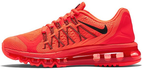 Nike Air Max 2015 Anniversary Pack Bright Crimson