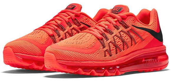 new concept 155a3 76ba2 Nike Air Max 2015 Anniversary Pack Bright Crimson