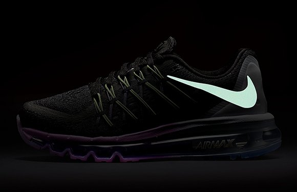 nike air max 2015 all black