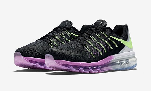 pretty nice 34451 e6673 Nike Air Max 2015 Womens Fuchsia Glow