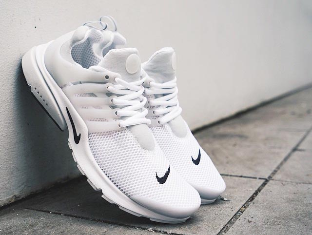 san francisco 5c906 61983 Nike Air Presto Breathe White