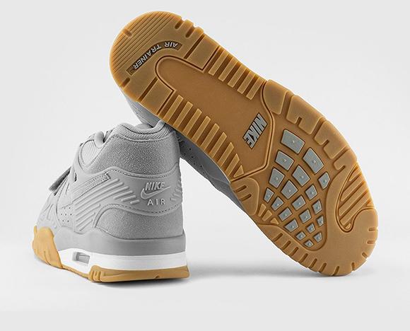 Nike Air Trainer 3 Wolf Grey Gum