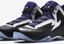 Nike Chuck Posite Court Purple