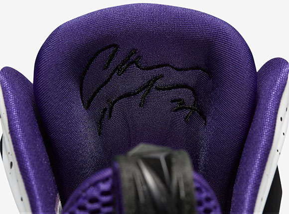 Nike Chuck Posite Court Purple