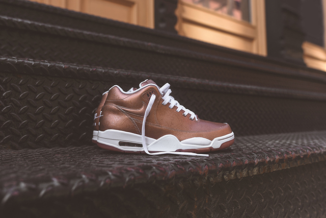 Nike Flight Squad Copper