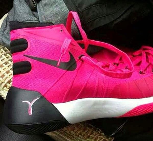 442f76eb91d Nike Hyperdunk 2015  Think Pink