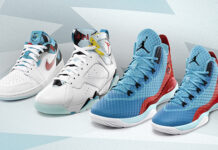 Nike Jordan Brand N7 Collection