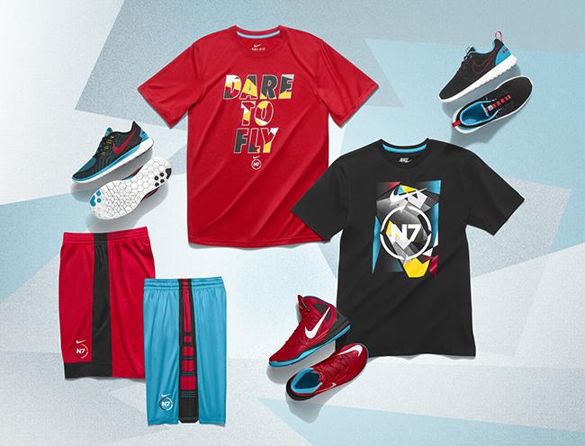 Nike Jordan Brand N7 Collection