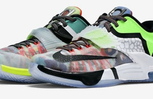 Nike KD 7 What The Official