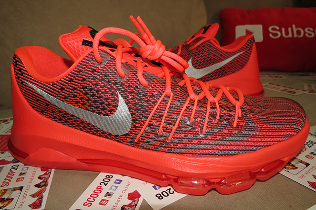 Nike KD 8 Bright Crimson