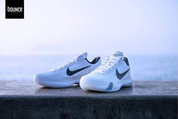 Nike Kobe 10 EP White Black Release Date