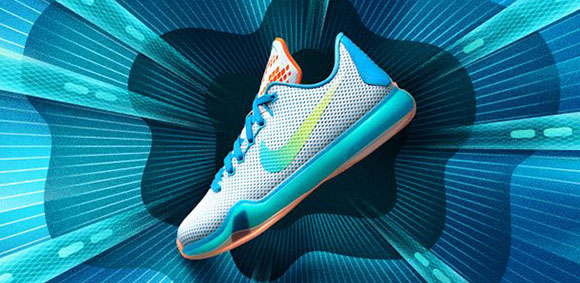 Nike Kobe 10 GS High Dive