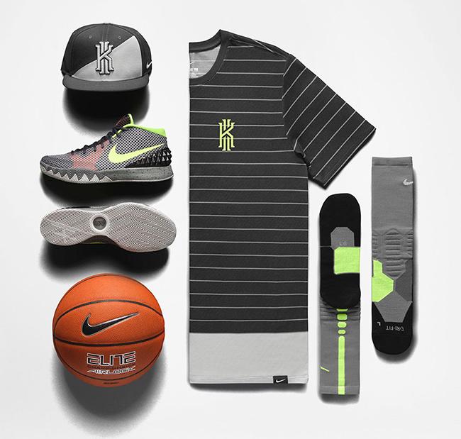 Nike Kyrie 1 Dungeon