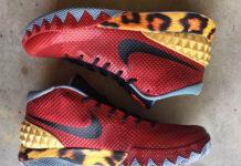 Nike Kyrie 1 NBA 2K14 Custom