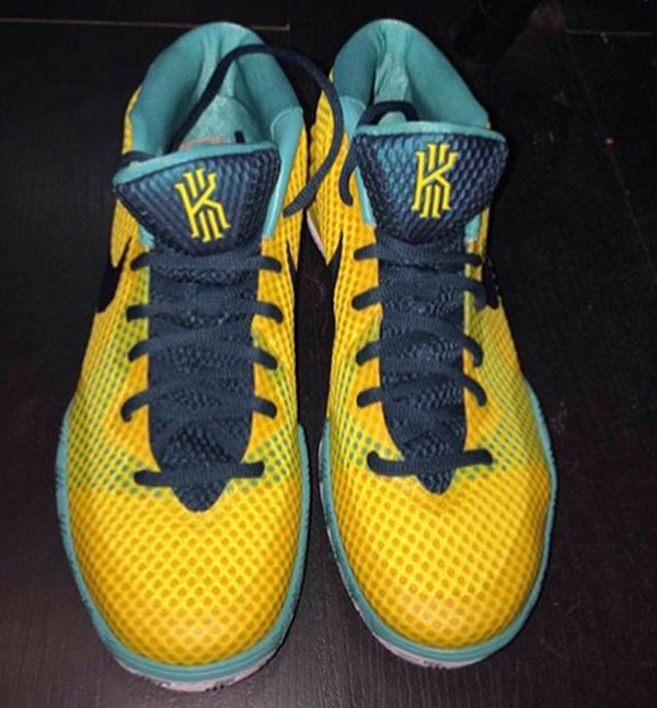 Nike Kyrie 1 Tour Yellow Release Date