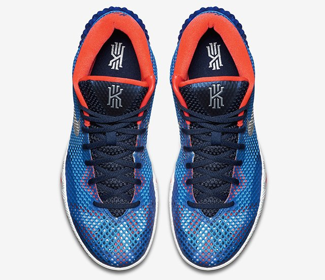 Nike Kyrie 1 USA Official Images