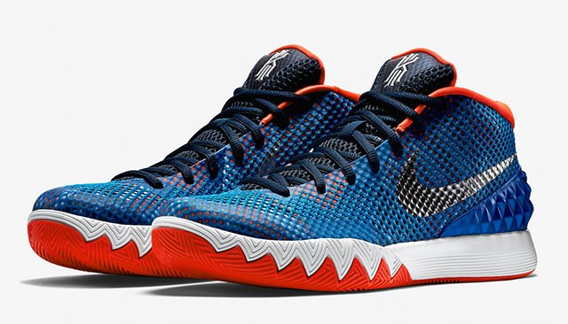 new arrival 71b3b 9bc00 Nike Kyrie 1 USA Independence Day | SneakerFiles