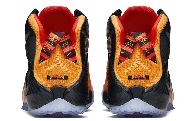 Nike LeBron 12 CLE