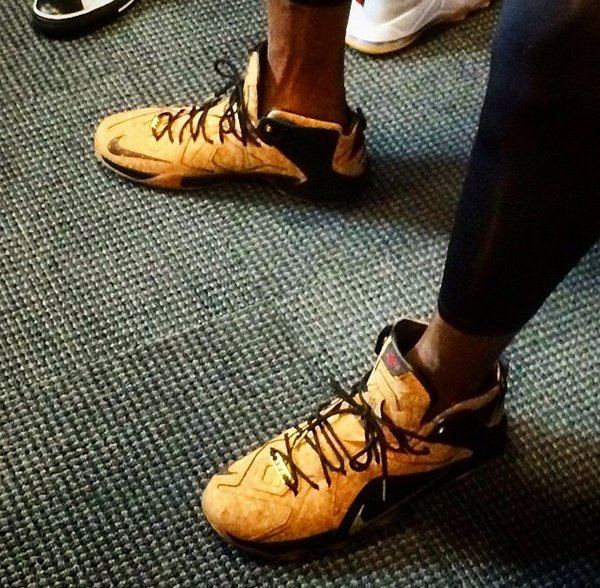 Nike LeBron 12 Cork