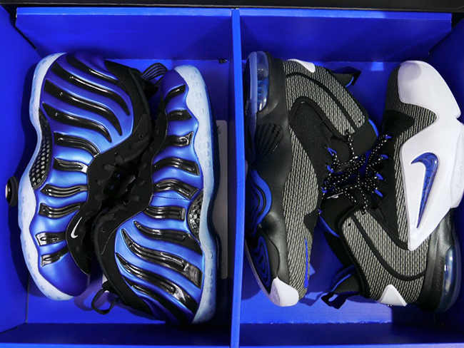 Nike Penny Sharpie Pack