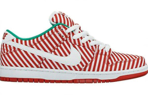 Nike SB Dunk Low Christmas Candy Cane 2015