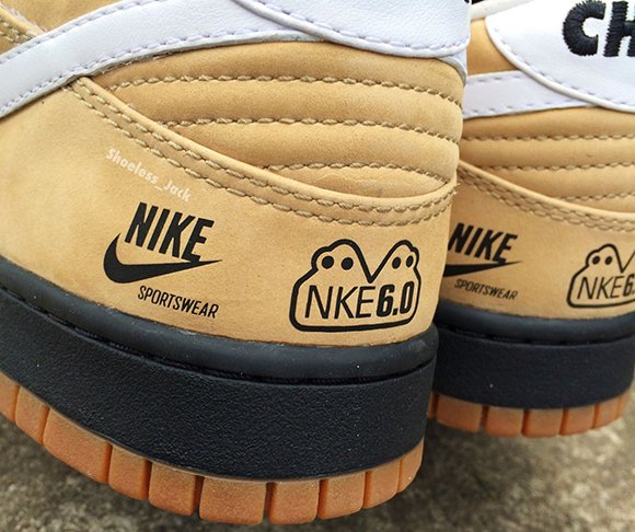 Nike SB Dunk Low Sportswear 6.0 Sample