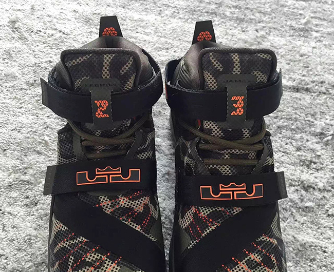 Nike Zoom Soldier 9 Camo