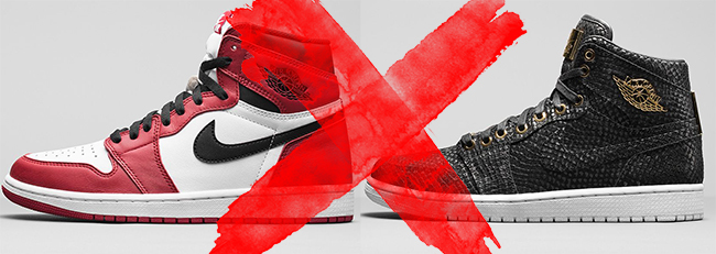 Nike Store Cancels Air Jordan 1 Chicago Pinnacle Release