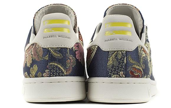 Pharrell x adidas Stan Smith Jacquard Navy