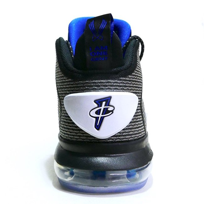 Sharpie Nike Air Penny 6
