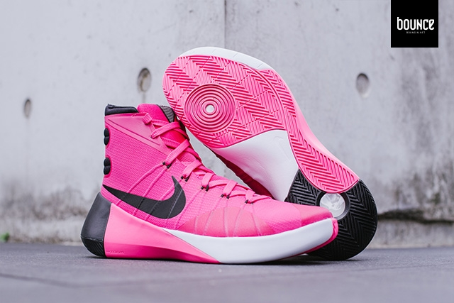 Nike Hyperdunk 2015 Think Pink