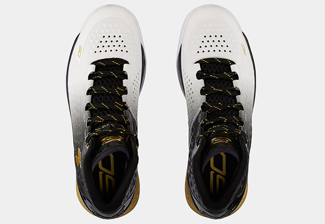Under Armour Curry One MVP Release Date
