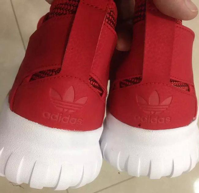 adidas Tubular Trainer Red White