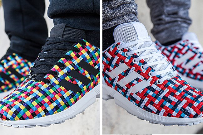best cheap 22a92 c46dc adidas ZX Flux Reflective Woven Pack | SneakerFiles