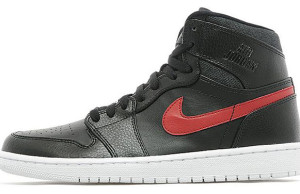 Air Jordan 1 Rare Air Black Red